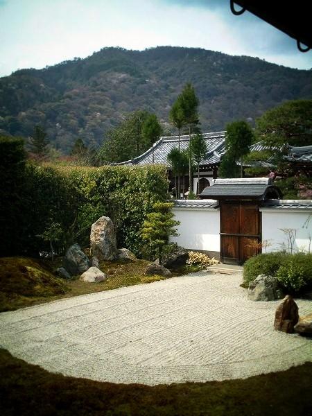 弘源寺 庭園