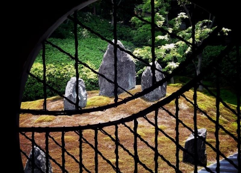 光明院 庭園