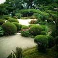詩仙堂庭園