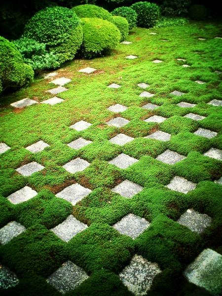東福寺 本坊庭園 北庭