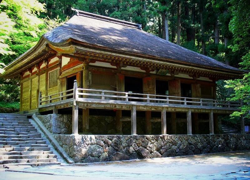 室生寺 国宝金堂