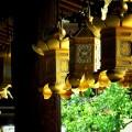北野天満宮 吊灯籠