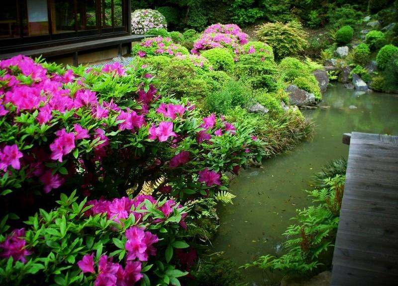 智積院 名勝庭園