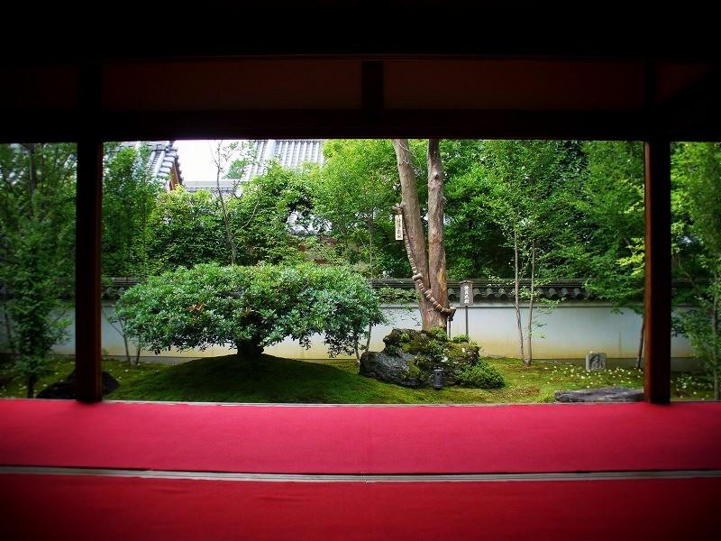 東林院 沙羅双樹の庭