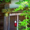 日吉大社 東本殿にて