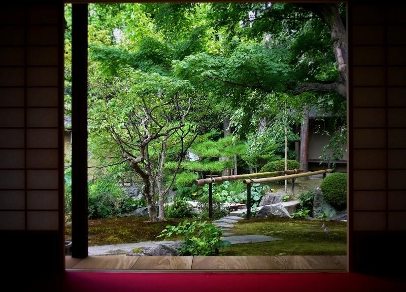 瑞春院 庭園