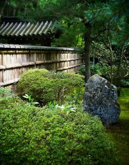 竹の寺 地蔵院 枯山水