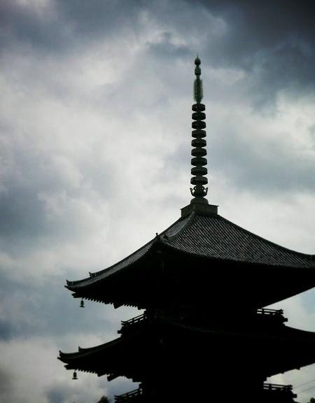 東寺 国宝五重塔