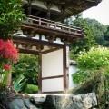長岳寺 楼門