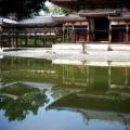 平等院 浄土式庭園