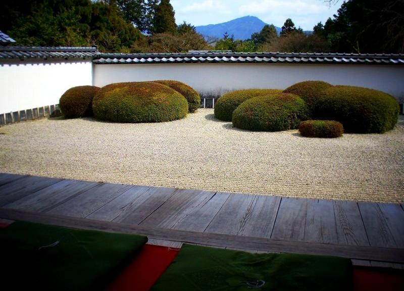 正伝寺 枯山水庭園
