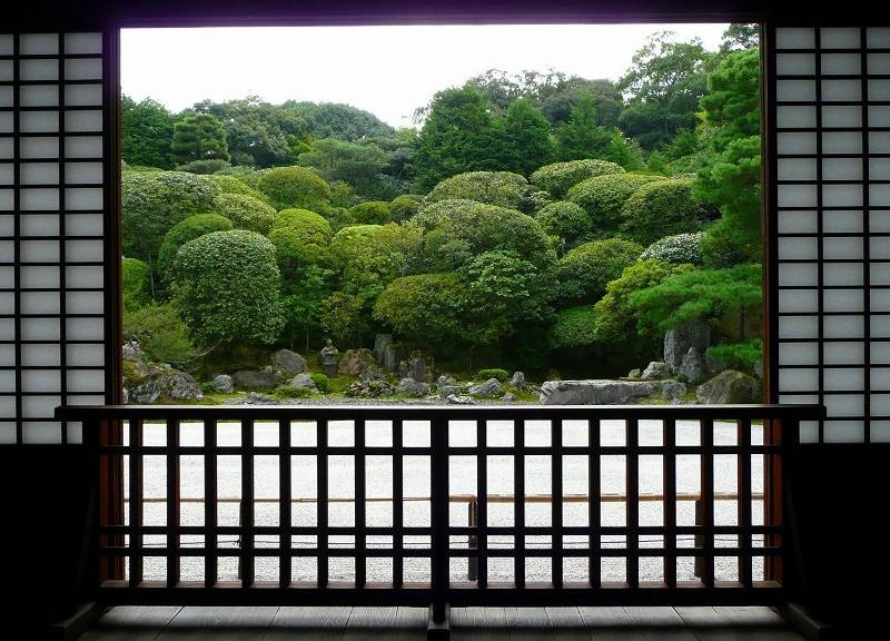 金地院 鶴亀の庭
